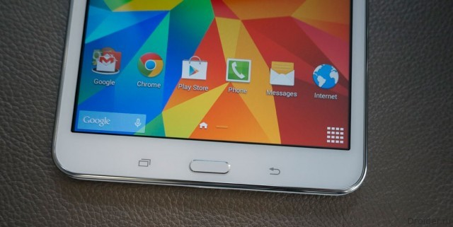 Samsung работает над планшетом среднего уровня Galaxy Tab 4 Advanced