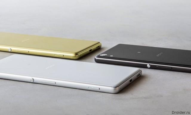 Xperia XA Ultra – новый селфи-смартфон от Sony