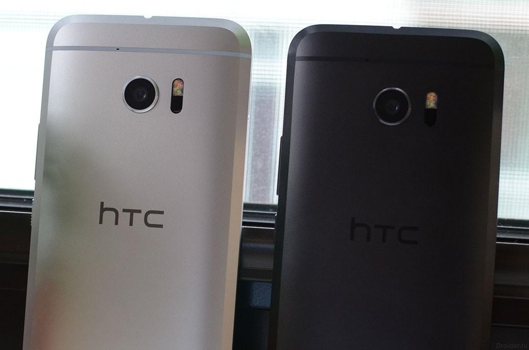 Крах флагмана HTC 10 на рынке Китая