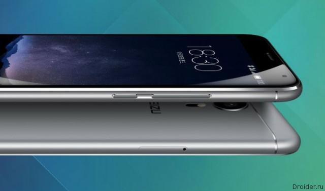 «Шпионские» снимки вариации Pro 6 от Meizu с изогнутым экраном