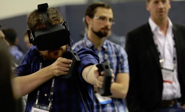 Почти половина геймеров купит VR-шлемы в 2017 году