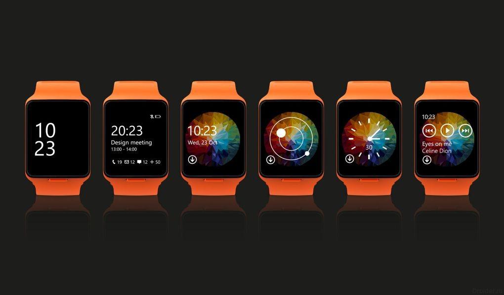 Смарт-часы от Nokia показались в видеоролике
