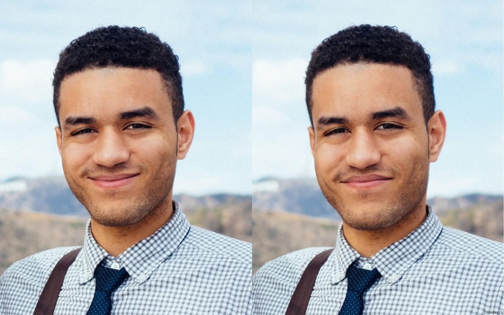 В новом Photoshop можно редактировать выражения лиц