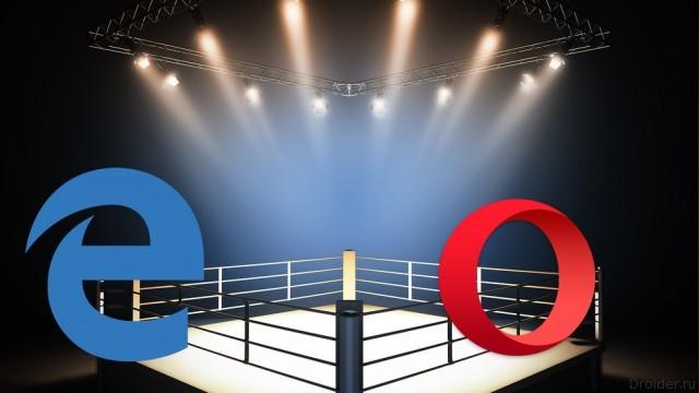 Самые энергоэффективные браузеры по версии Opera Software