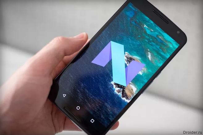 Официальная «сладость» Android N – это нуга