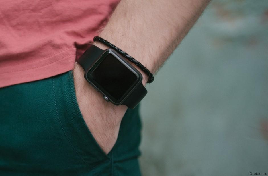 Apple Watch 2: фронтальная камера и новые аппаратные кнопки