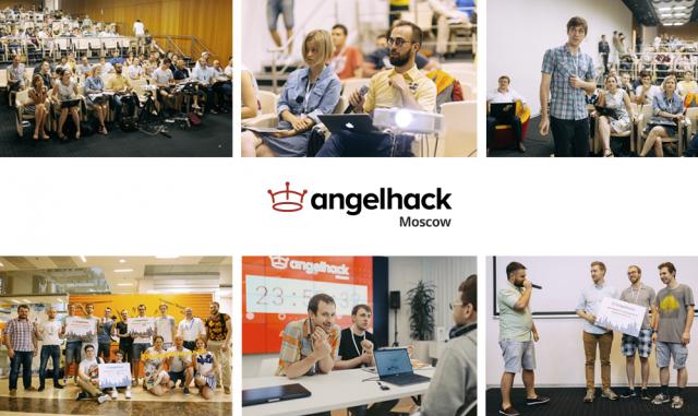 4 самых лучших проекта по итогам AngelHack Moscow