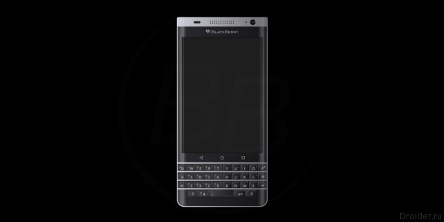 Свежие данные о новом Android-смартфоне от BlackBerry |Android