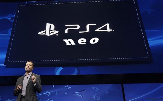 Улучшенная PlayStation 4 существует. Официально