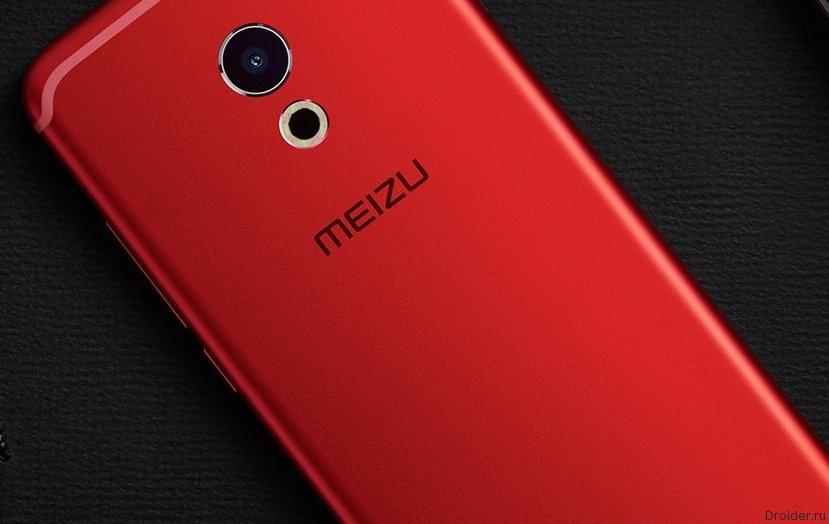 Смартфон Meizu MX6 показался наживых фото