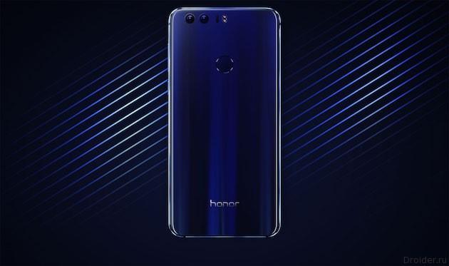 Honor 8 от Huawei – почти флагман за 300 долларов