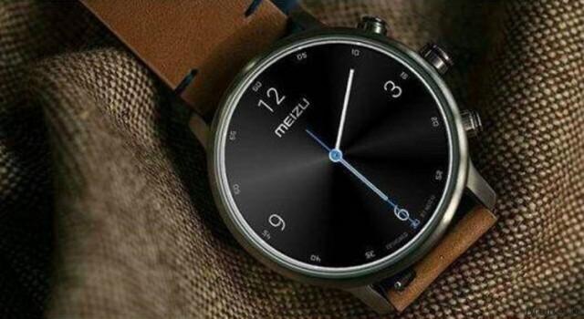 Meizu анонсирует дебютные смарт-часы в августе