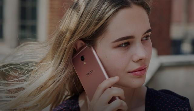 Meizu анонсировала смартфон MX6 с особенной камерой
