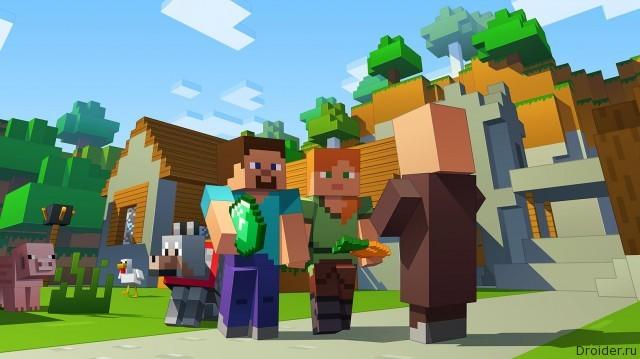 Microsoft запустила платформу для изучения ИИ на базе Minecraft