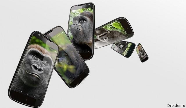 Защитное стекло Gorilla Glass 5 официально анонсировано