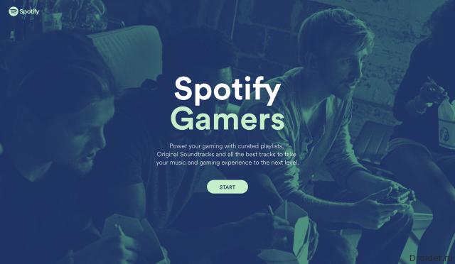 Spotify запустила специальный сервис с музыкой из игр