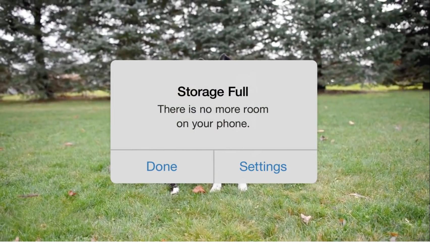 Google Photos хвалится автозагрузкой и «умной» очисткой