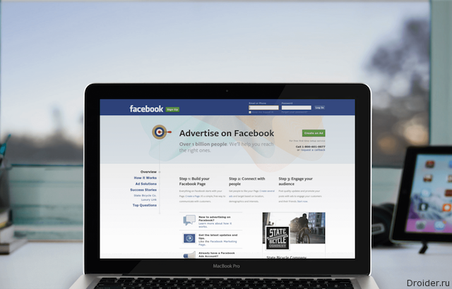 Facebook объявила войну блокировщикам рекламы