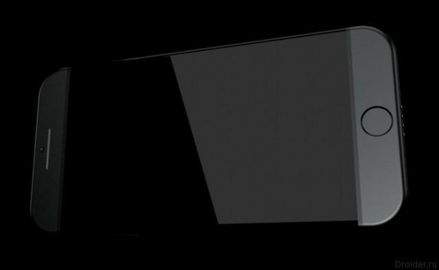 Apple может выпустить iPhone с изогнутым экраном
