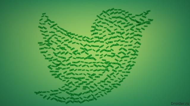 Twitter будет платить за видеоконтент в микроблогах