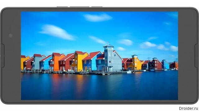 Cмартфон Yureka S от Yu (Micromax) похож на Lumia