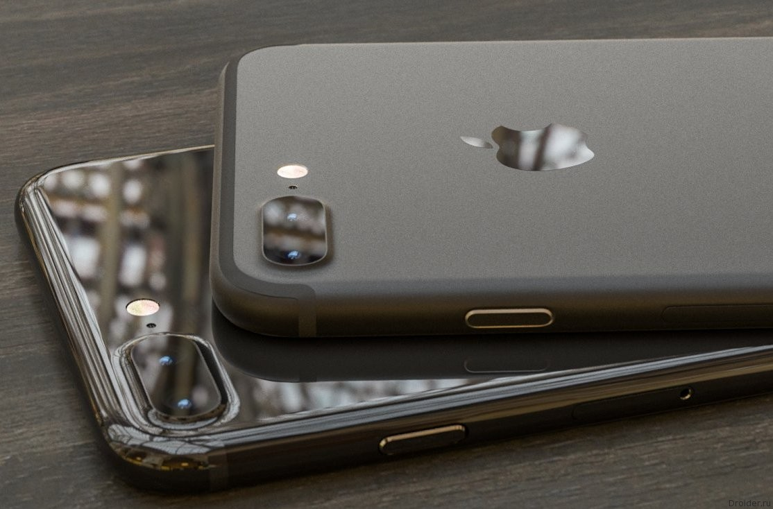 Концепт iPhone 7 Plus