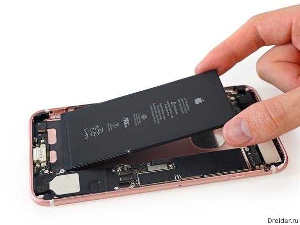 Специалисты iFixit разобрали iPhone 7 Plus  Android