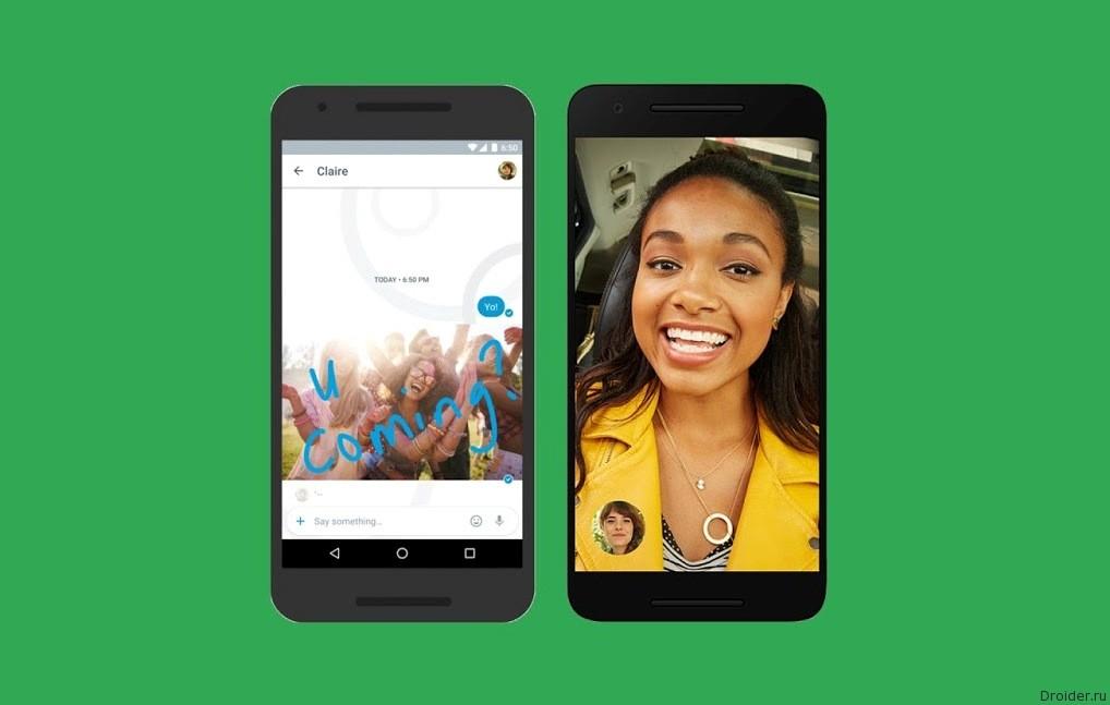 5 рекламных роликов от Google в поддержку Duo