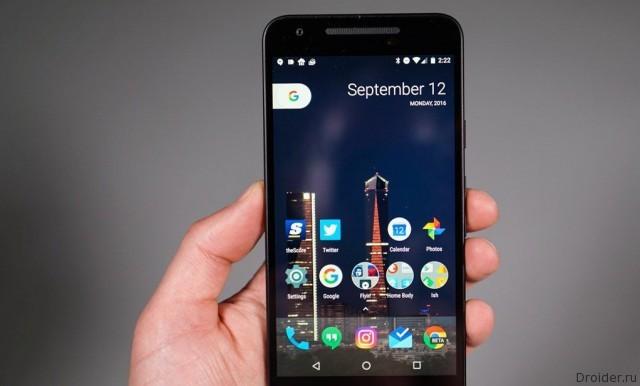 Google переименовала оболочку новых смартфонов в Pixel Launcher
