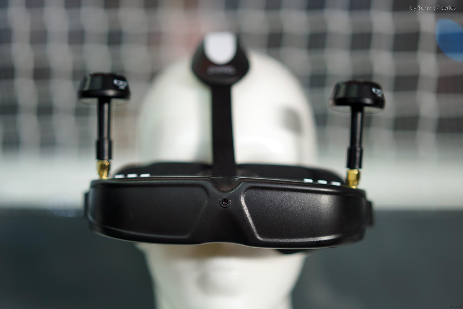 [Видеообзор] Ghost Drone 2.0 — летающий VR