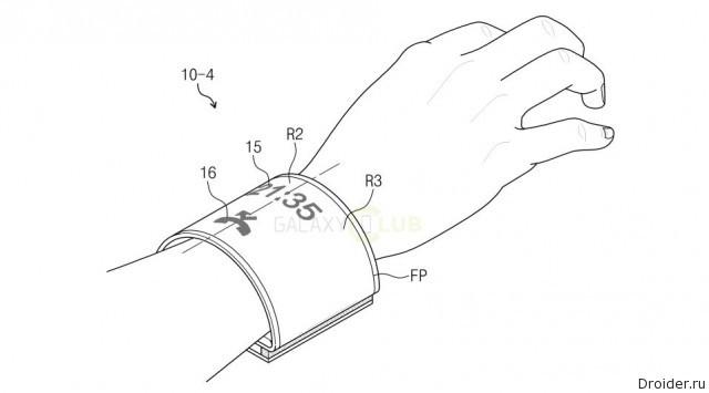 Патент Samsung (1)