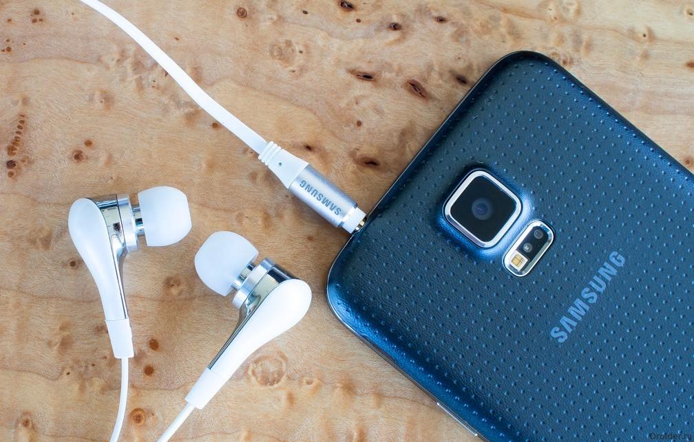 Samsung может создать собственный аудиоразъём |Android