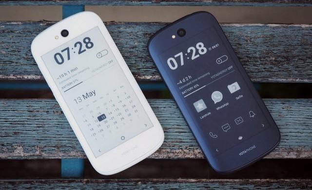 Будущее YotaPhone 3 остается туманным