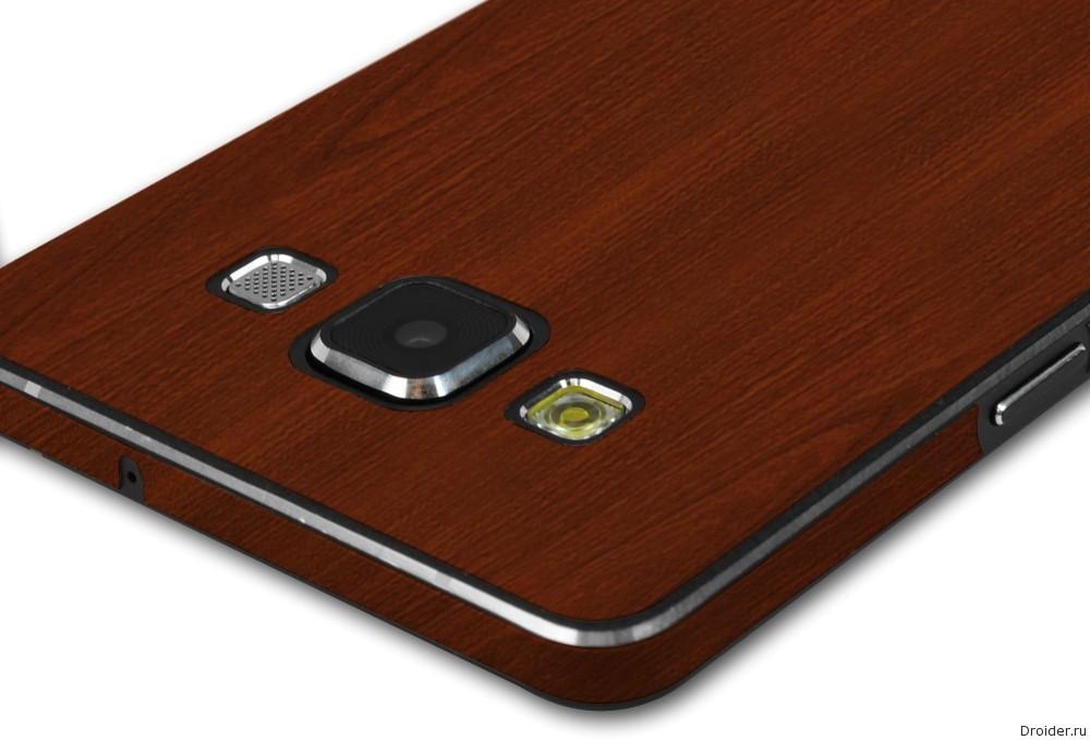 Samsung патентует смартфон с парой работающих ОС