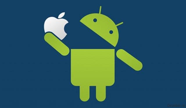 Смартфоны на Android защищеннее, чем на iOS