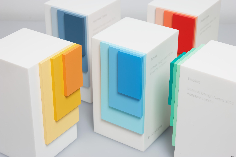 Победители премии Material Design Awards от Google