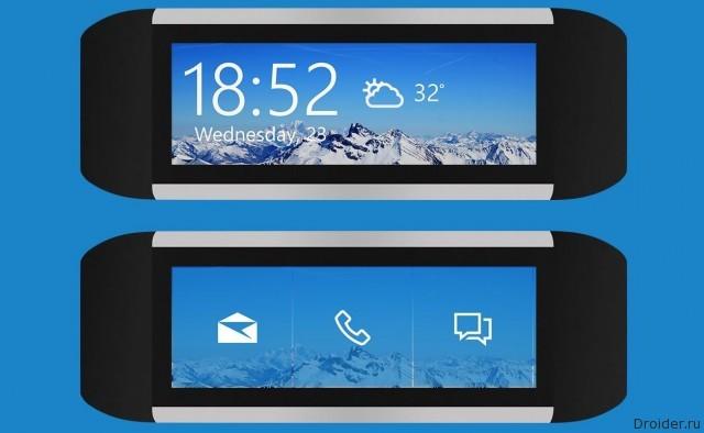 Смарт-браслет Band 3 от Microsoft позирует на снимках