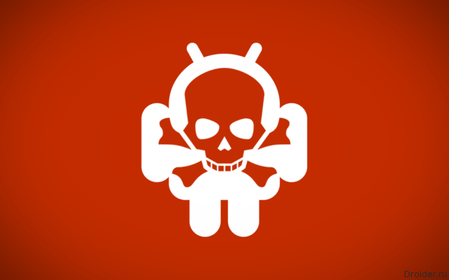 При помощи взлома андроид хакеры похитили практически 350 млн руб. загод