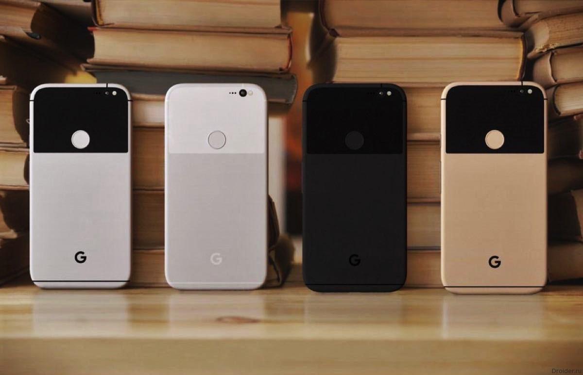 Раскрыта себестоимость смартфона Pixel XL