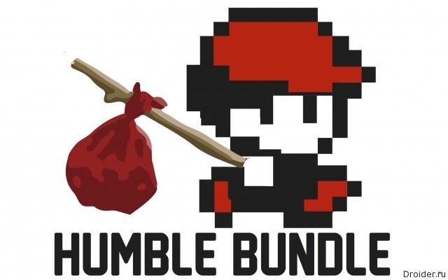 На распродаже в Humble Bundle новый пакет мобильных игр