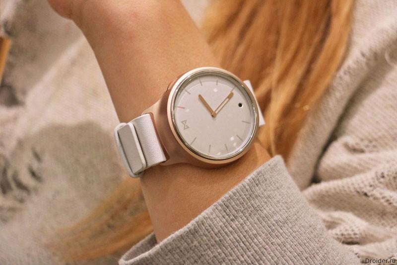 Phase от Misfit – гибридные часы с необычным способом уведомлений