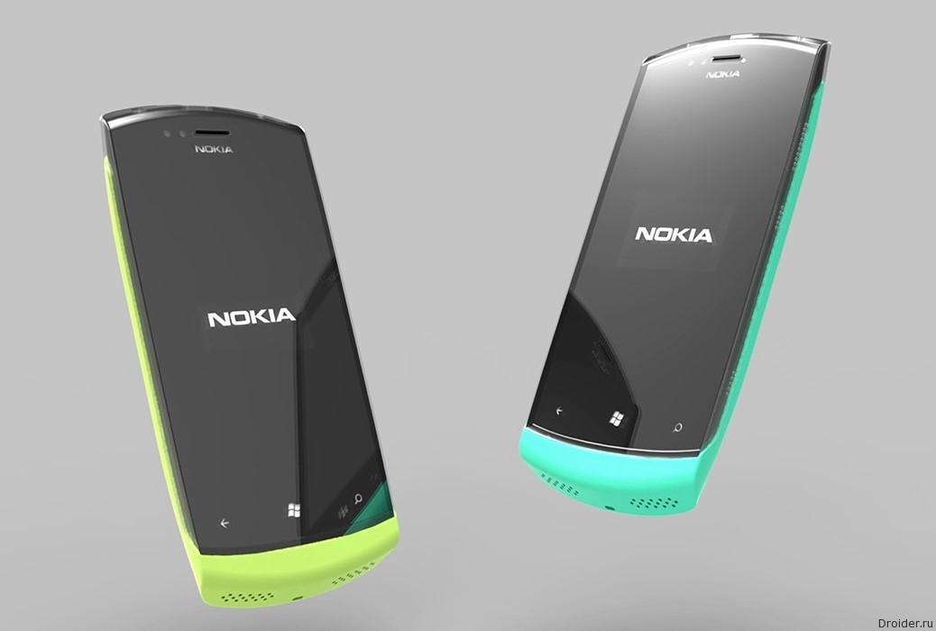Microsoft выпустит 4 Android-смартфона Nokia