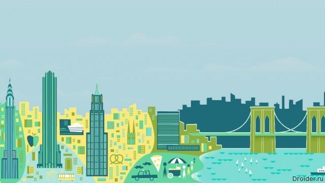 20 октября Google откроет в Нью-Йорке фирменный магазин