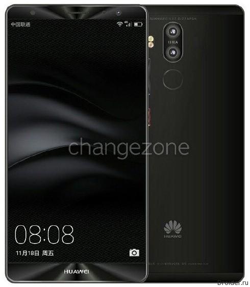 Huawei Mate 9 получит двойную камеру Leica исверхбыструю зарядку