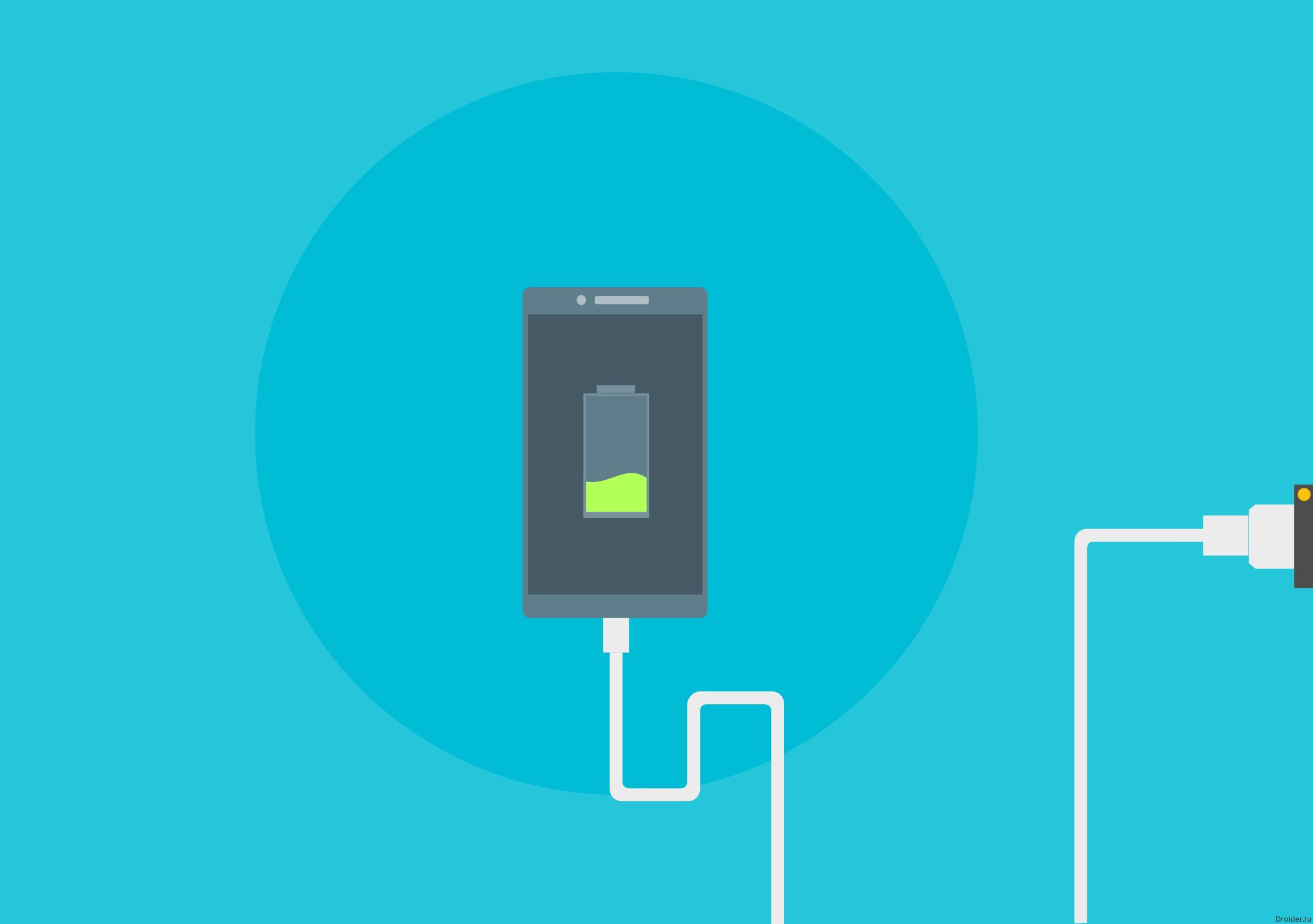 Рейтинг смартфонов с самой быстрой зарядкой  |Android