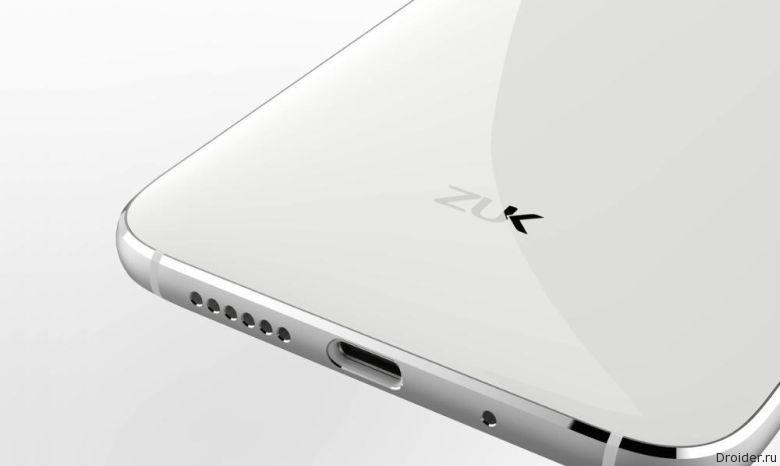 Характеристики ZUK Edge раскрыты вице-президентом Lenovo