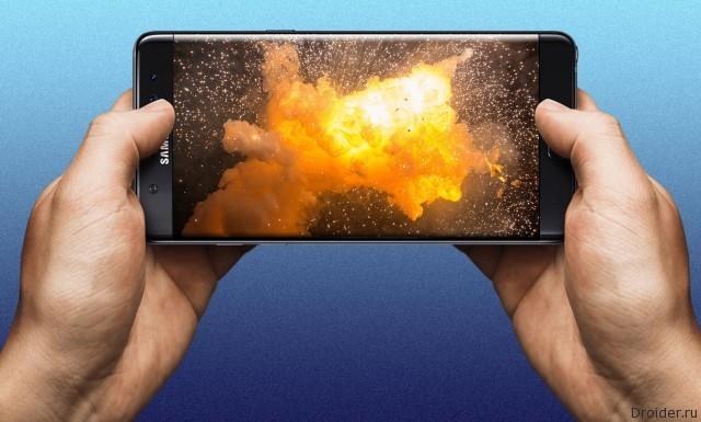 Крах Galaxy Note 7 не принёс пользы Apple