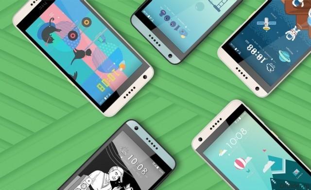 HTC анонсировала бюджетный смартфон Desire 650