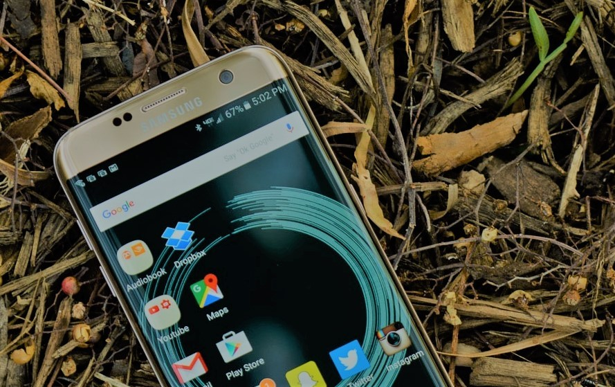 Флагман Galaxy S8 Edge от Samsung показался на рендере
