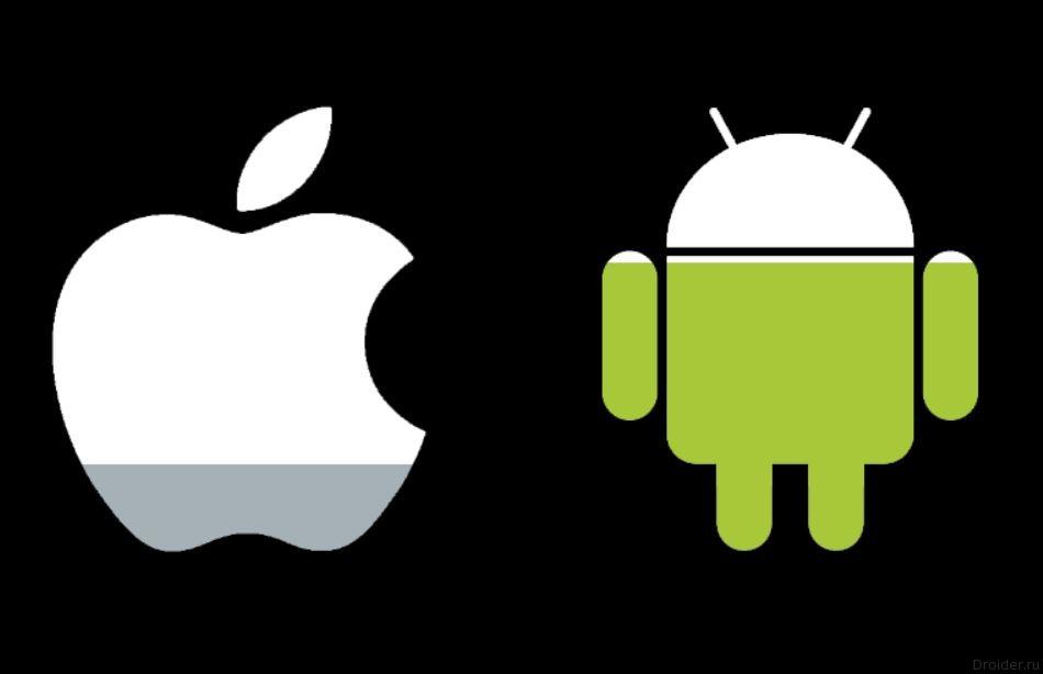 Android оказалась стабильнее, чем iOS